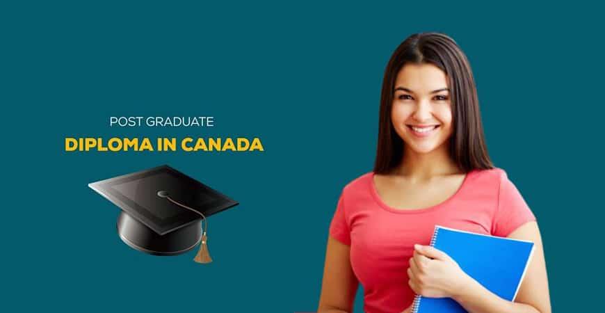Post – Graduate Certificate/Diploma in Canada