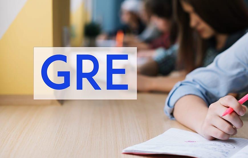 GRE Exam Timings