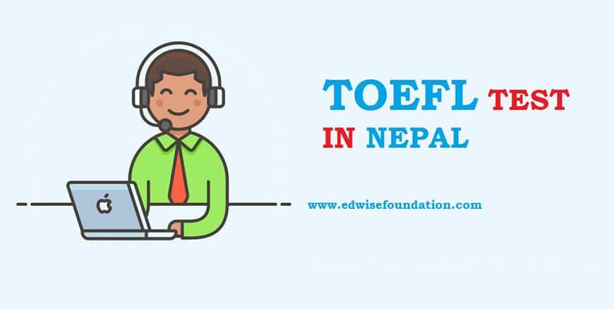 TOEFL Test In Nepal
