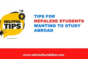 Tips for Nepalese students wanting to study abroad