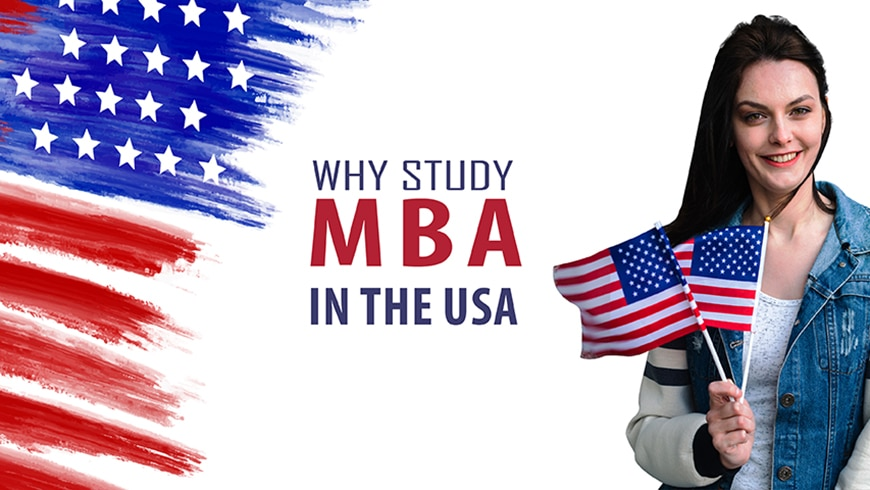 Why study MBA in the USA