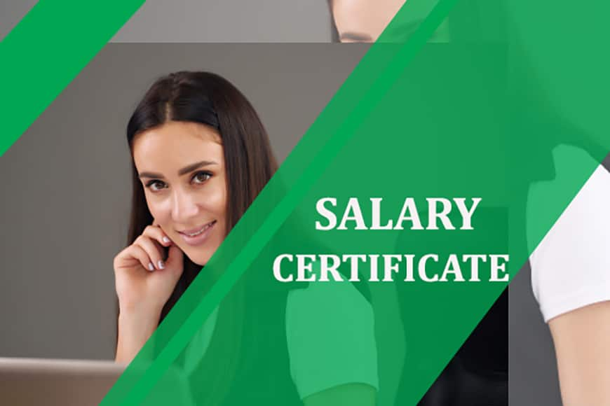 salary-certificate