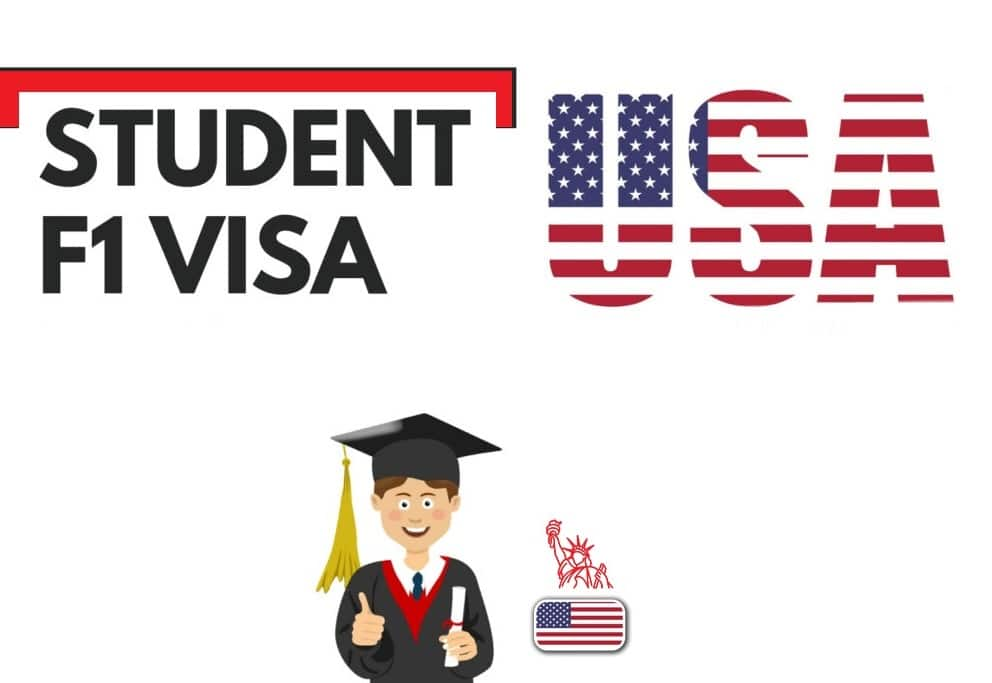 Step-by-Step Guidance: Student Visa to Study in the USA (F-1 Visa)