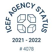 ICEF Agency Status 2021-2022