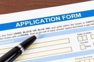 USA college application