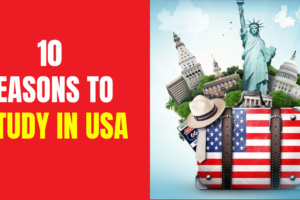 REASONS TO STUDY IN USA