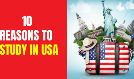 Top 10 Reasons to Study in USA